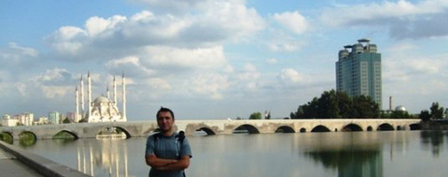 Adana Sabancı Camii Hilton-SA Seyhan Nehri