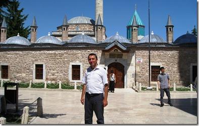 Mevlana Müzesi ve Camii